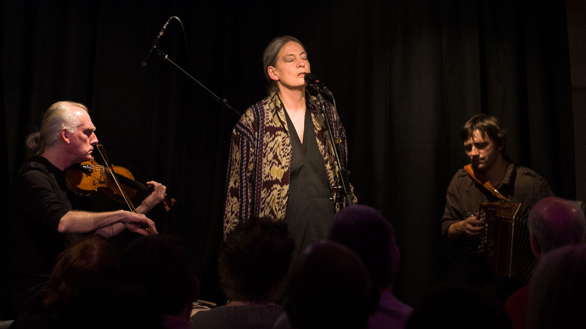 Events | A special evening of music with June Tabor & Friends | 10/9/10