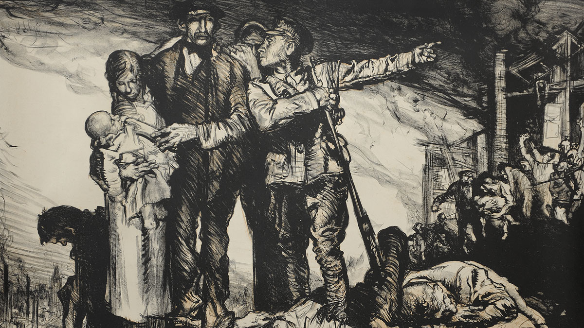 Events | Frank Brangwyn Book Launch and Exhibition | 25/11/14