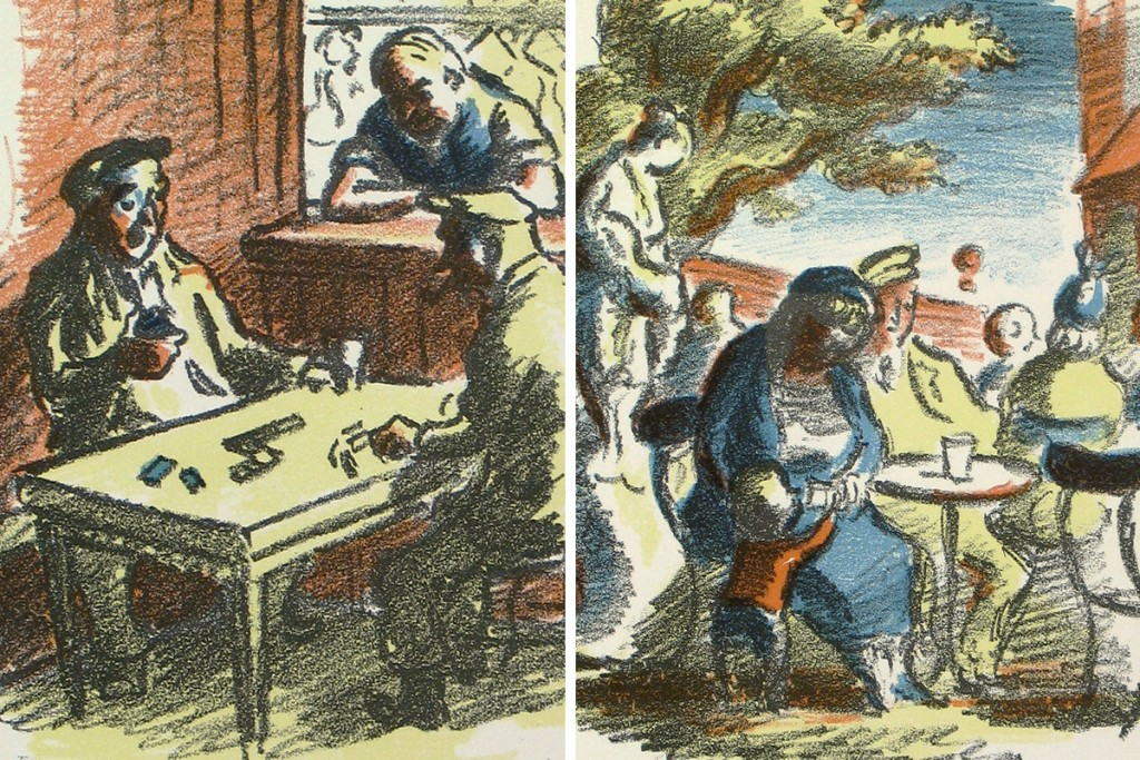 Ardizzone-Domino-Players-and-Red-Lion-Garden
