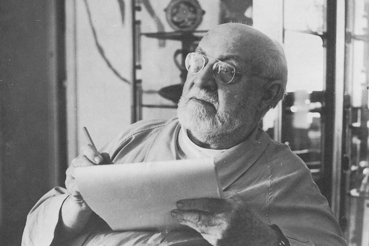 Henri-Matisse-Photographic-Portrait