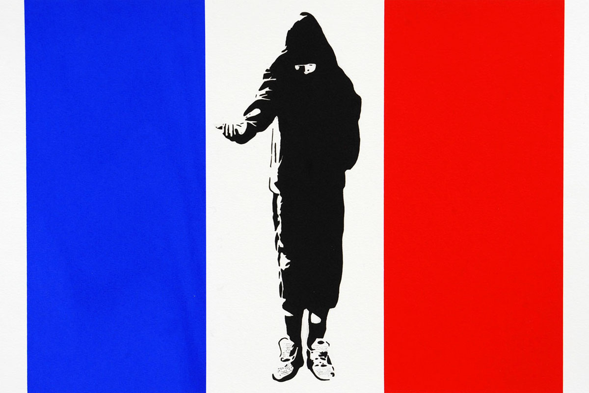 Urban-Art-Blek-Le-Rat-Homeless-In-Paris