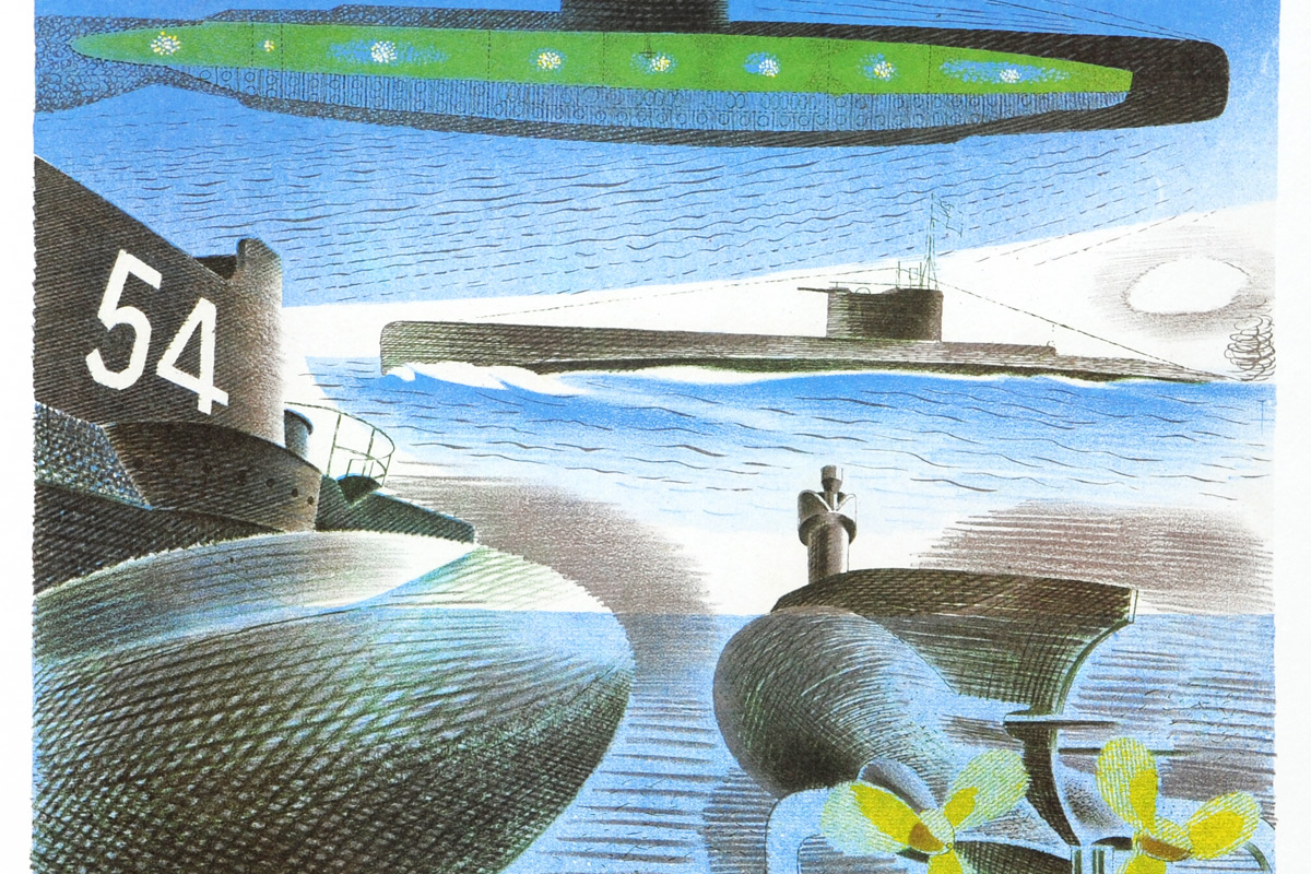 Eric-Ravilious-Submarine-Dream