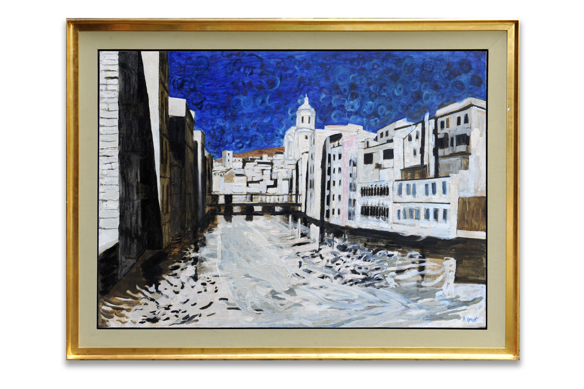 alistair-grant-vienna-canal-oil-painting