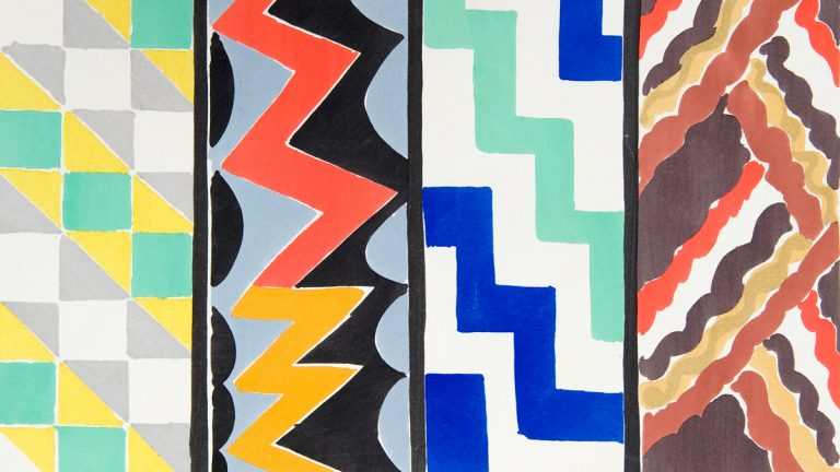 Profile | Sonia Delaunay: Queen of Colour and the Abstract