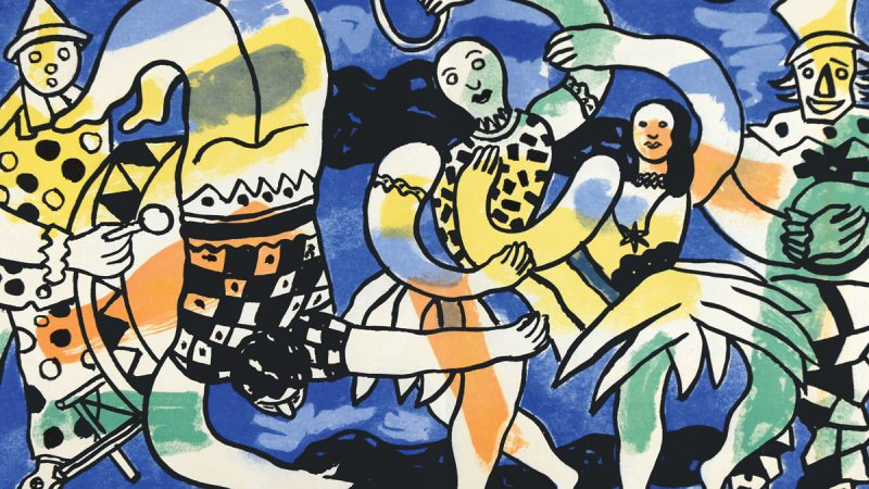 In Focus | A Carnival of Colour: Artists and the Circus